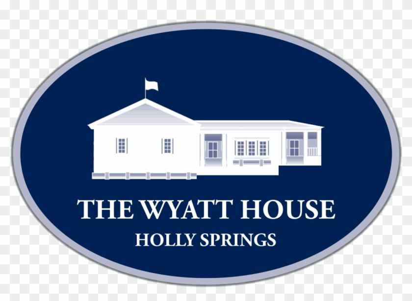 The Wyatt House - White House Logo #467650