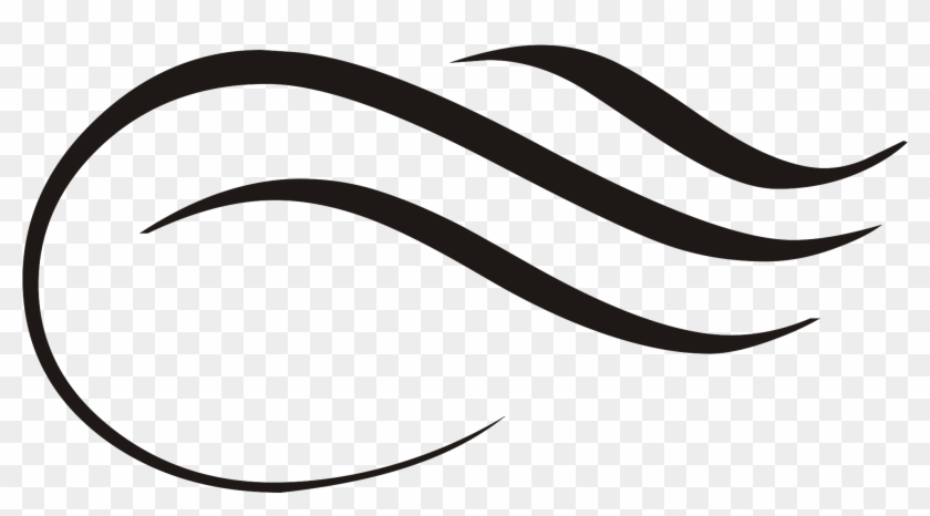 Wave Line Clipart Black And White Black Wavy Lines Free