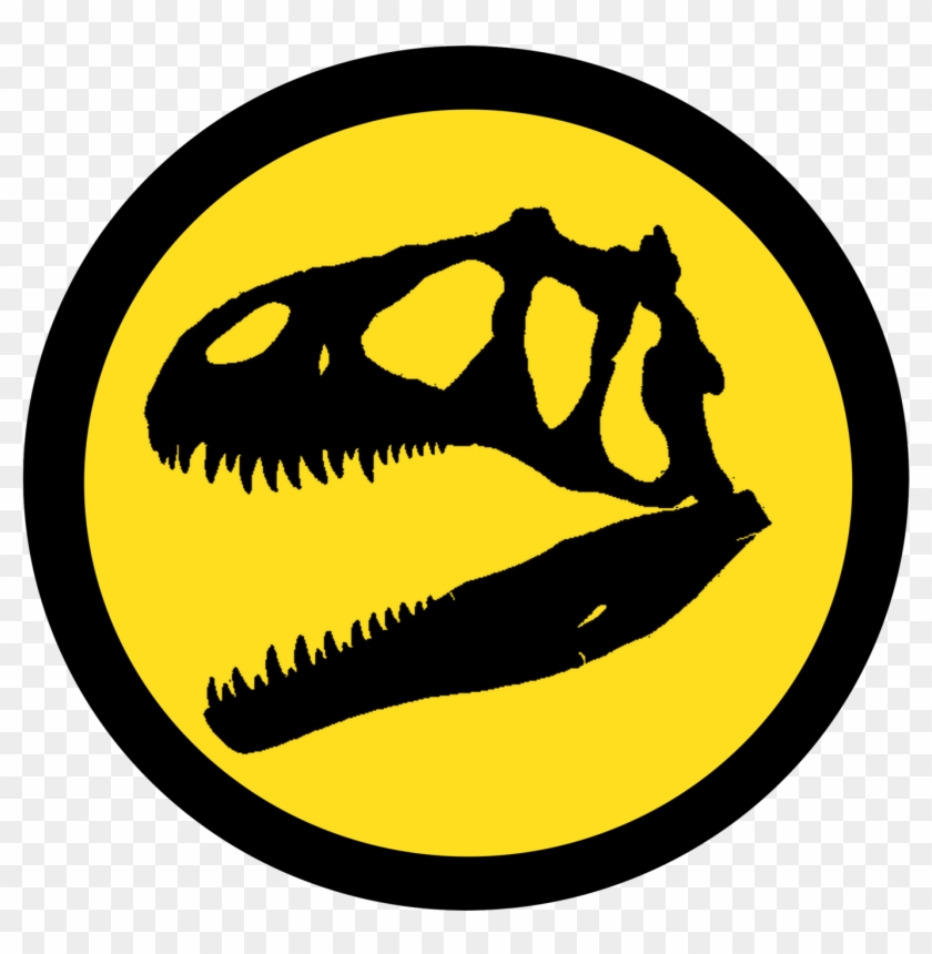 Jurassic Park Logo Logo Jurassic Park Yellow Free Transparent