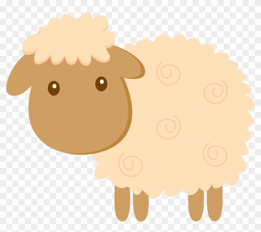 Beautiful Lamb Clipart Cute Farm Animal With Lamb Clipart