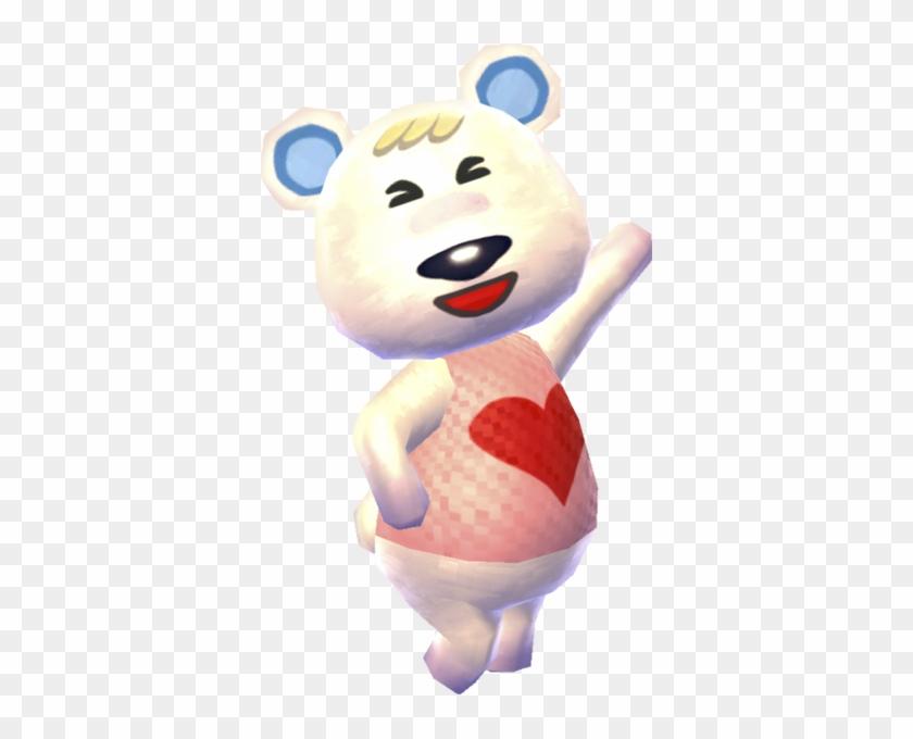 Tutu Animal Crossing Polar Bear Free Transparent Png Clipart