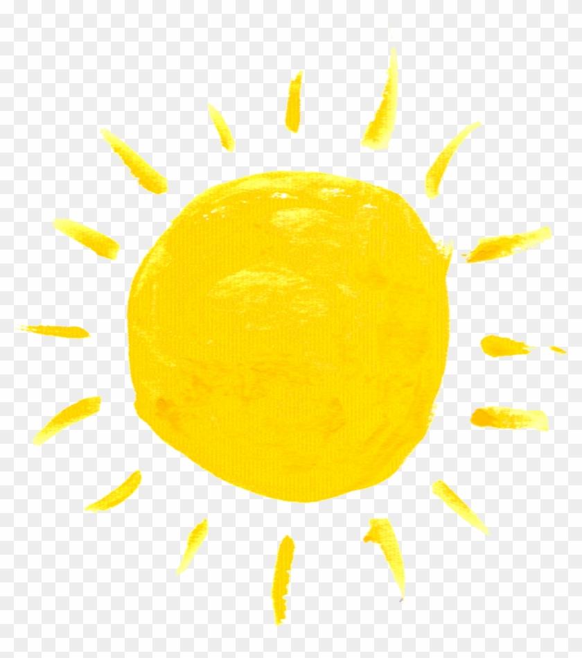 Free Download - Sun Clip Art Transparent Background - Free