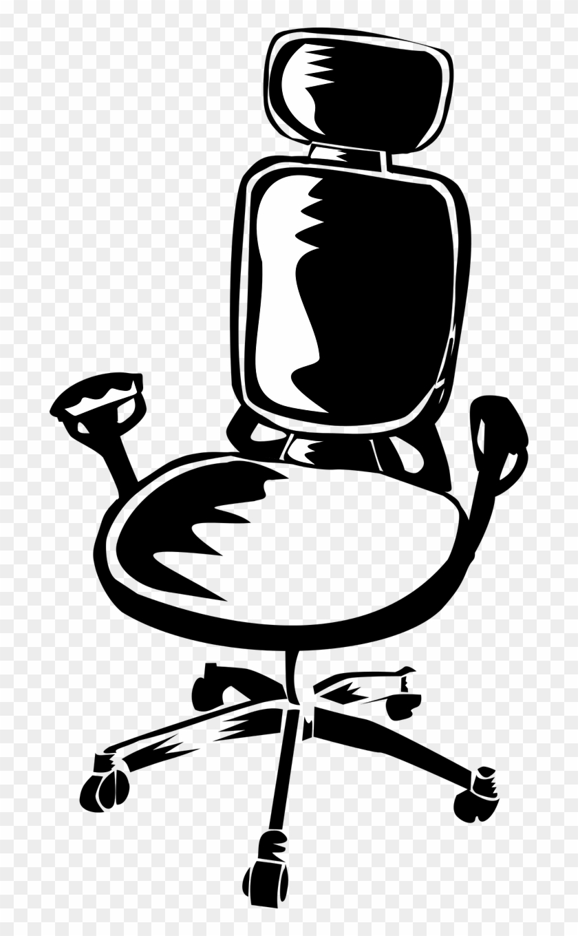 Best Office Chair For Lower Back Support   Office Chair Clip Art #469888