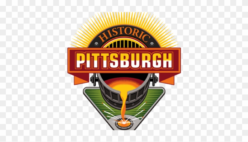 Historic Pittsburgh - Vintage Telephone Retro Style Round Coaster #469995