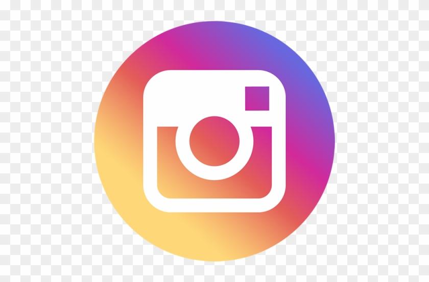 Instagram Icono De Color Gratis Png Y Vector - Instagram Social Media Icons #470065