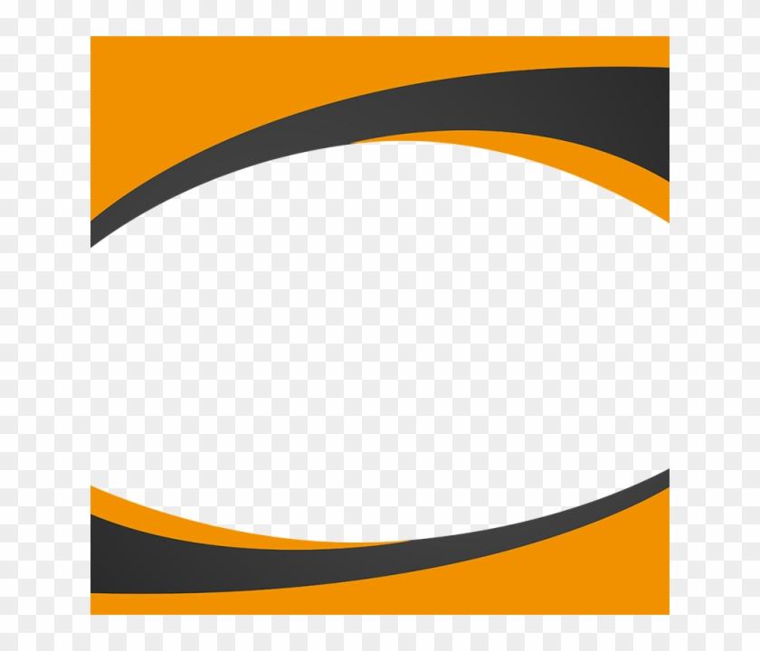 ola ondas linea vector abstract background gratis png vague orange