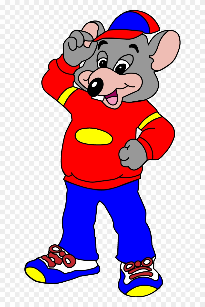 Posted Image Chuck E Cheese Vector Free Transparent Png Clipart