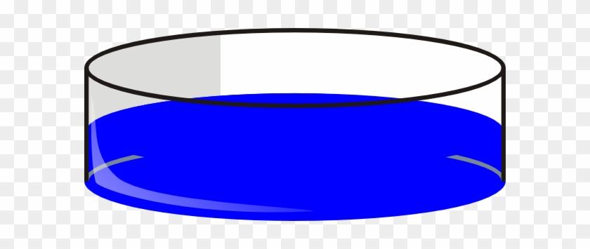 Petri Dish Blue #470666