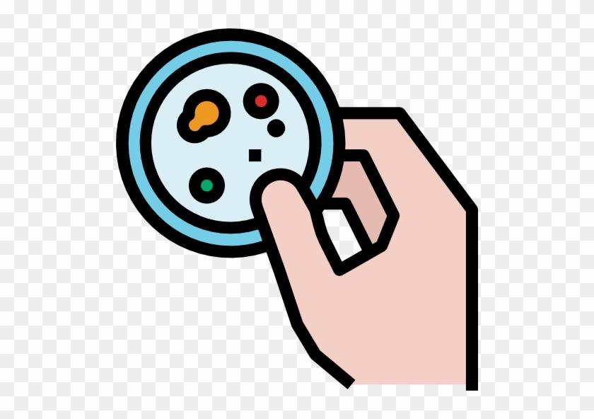 Petri Dish Free Icon - Petri Dish #470699