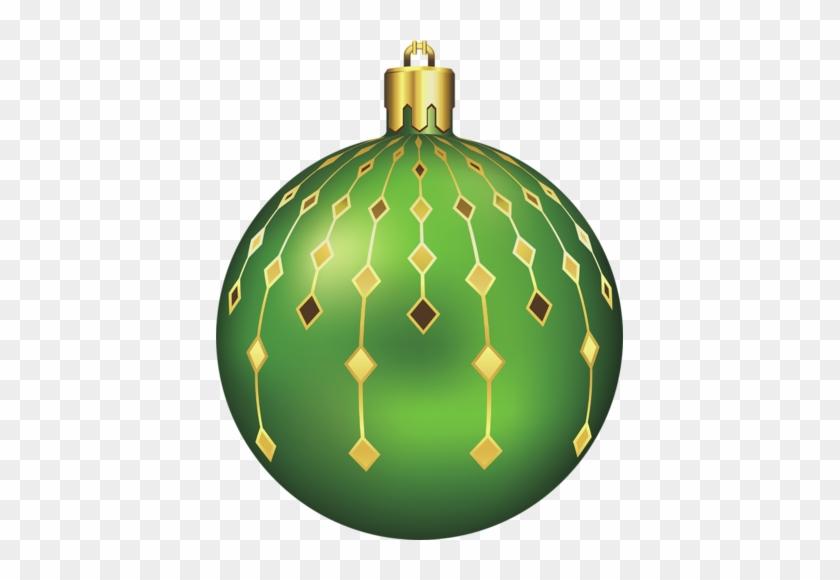 Christmas ball clip art green christmas ball png free