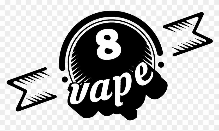 News Letter Sign Up - Eight Vape Logo #471202
