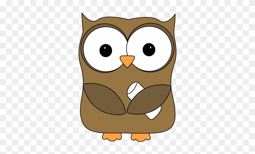 Owl Clipart - Thank You Clip Art Teacher #471616