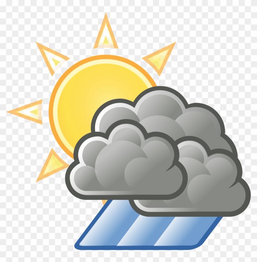 Rain Weather Symbols Free Transparent Png Clipart Images Download