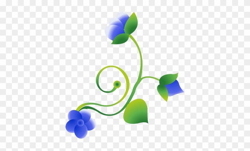 Tubes Fleurs - Floral Design #472173