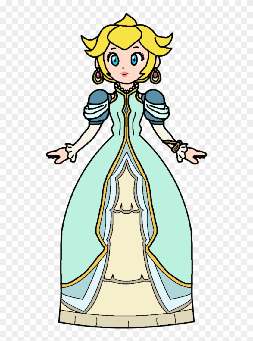 Apologise, but Princess peach daisy rosalina think, that
