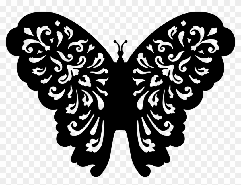 border design black and white butterfly 11 free butterfly svg