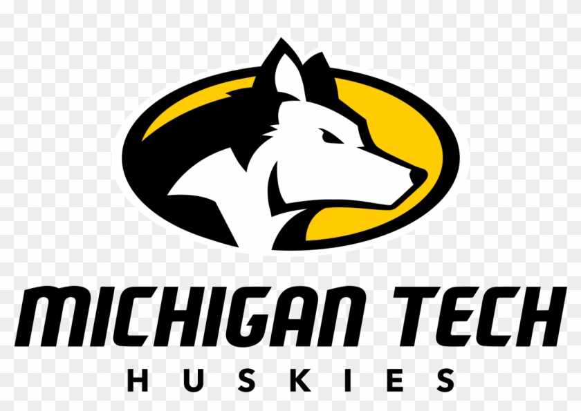 Michigan Tech Huskies Men's Ice Hockey Northern Michigan - Michigan Tech Huskies Logo #473295