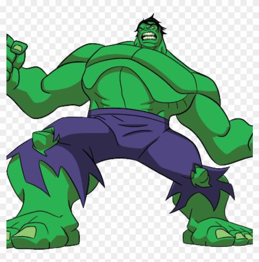 Hulk Clipart Hulk Clipart Clipart Panda Free Clipart - Avengers Earth's Mightiest Heroes Hulk #473315