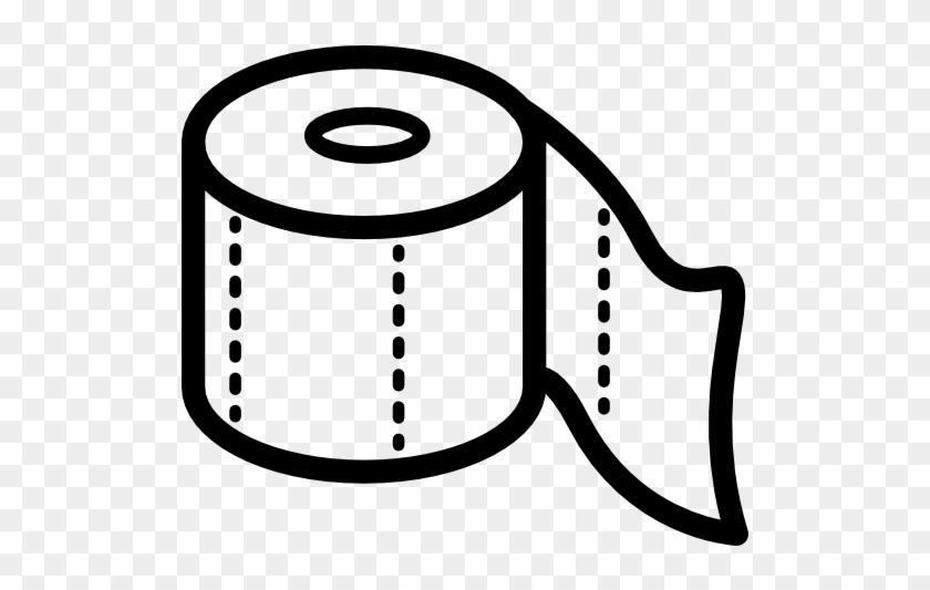 Toilet Paper Icon Free Icons Download - Logo Papier Toilette - Free ...