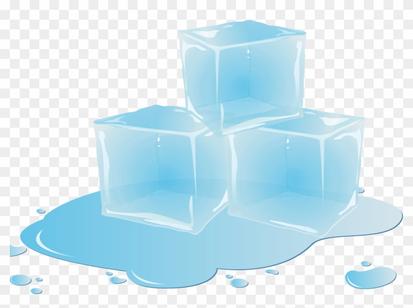 Ice Png - Ice Cubes Clipart Png #473584