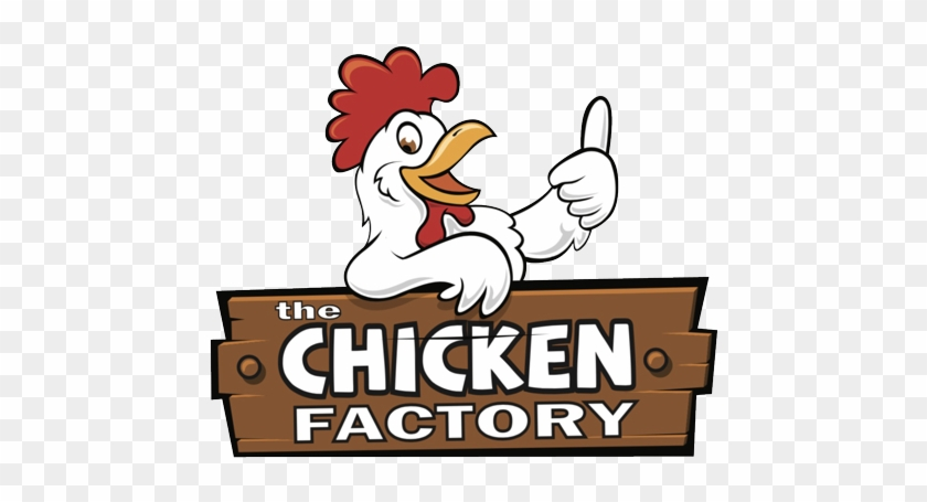 Fast And Friendly Service - Cartoon Chicken Factory #473856