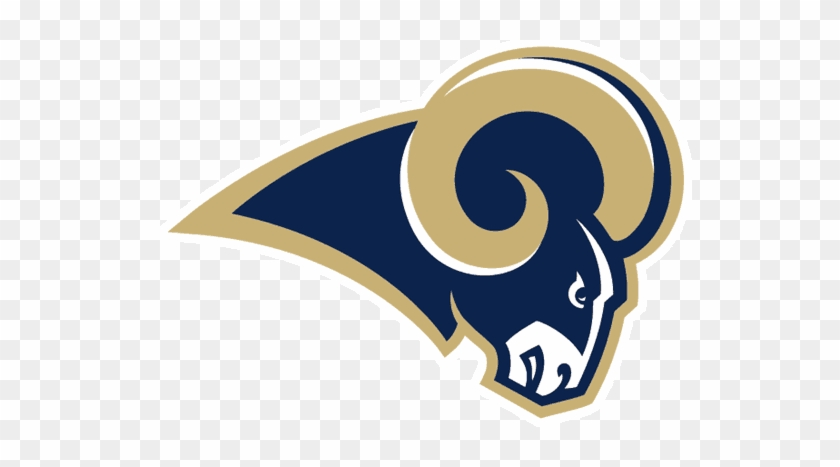 The Cardinals Head Into This Game On A Great Roll And - Los Angeles Rams Logo Png #474168