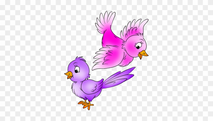 Birds Clip Art Cute Baby Birds Birds Design Element Cartoon Pretty Bird Free Transparent Png Clipart Images Download