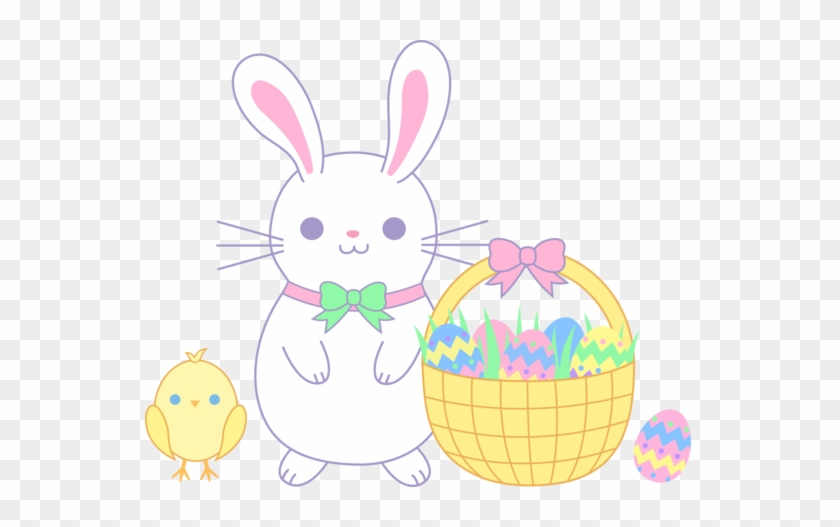 Easter Chick Pictures Free Download Clip Art Free Clip - Easter Bunny And Chick #474942