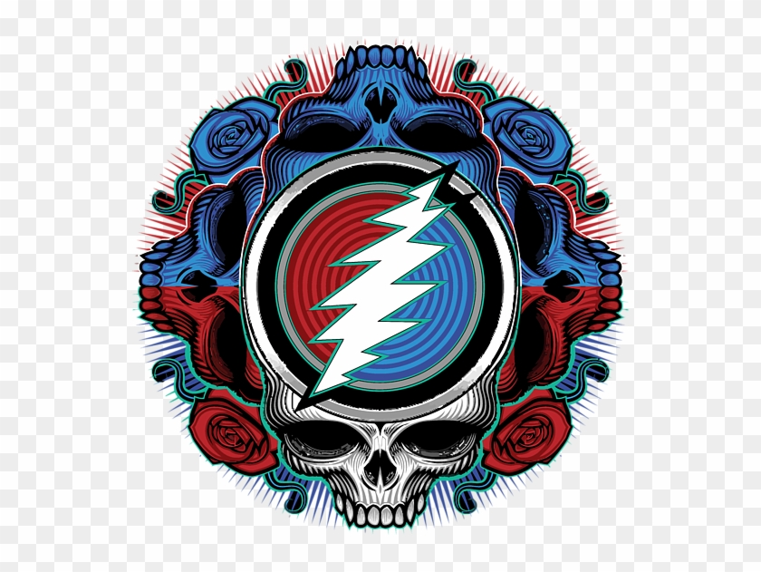 Bleed Area May Not Be Visible - Dead And Company Logo #475294