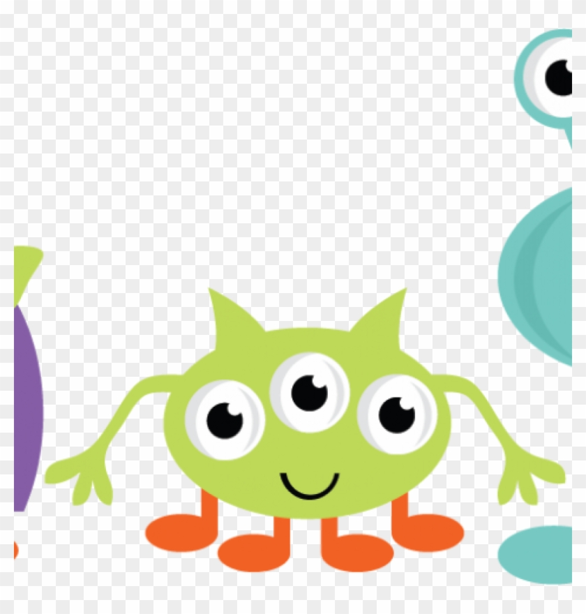 cute monster clipart cute monsters svg cut files for halloween monster clipart