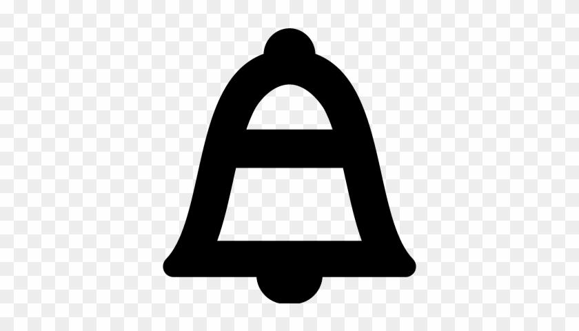 School Bell Vector - School Bell #475928