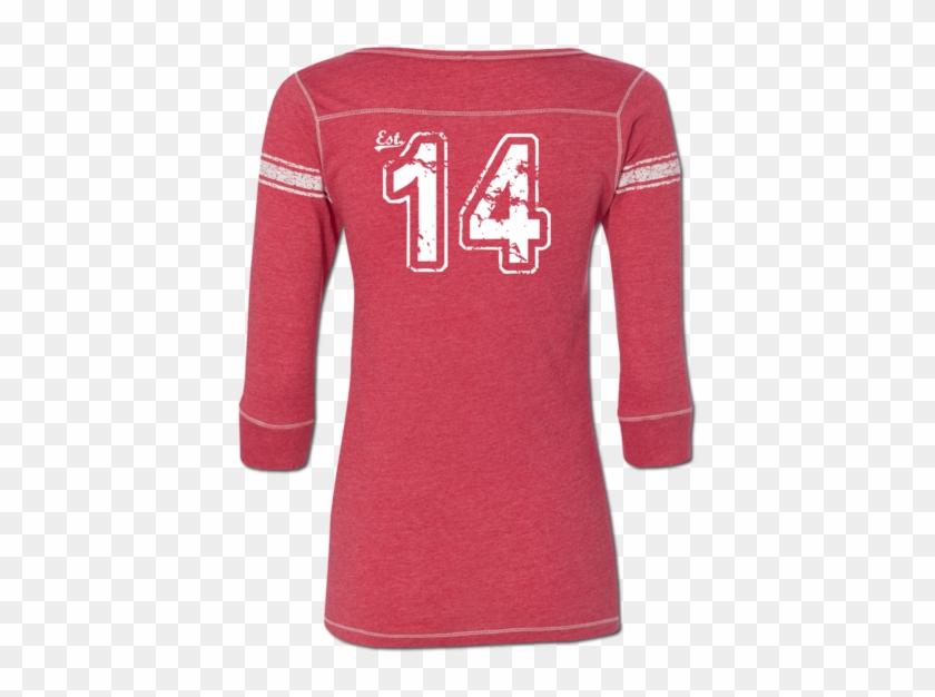 Rallying Henley - Long-sleeved T-shirt #476211