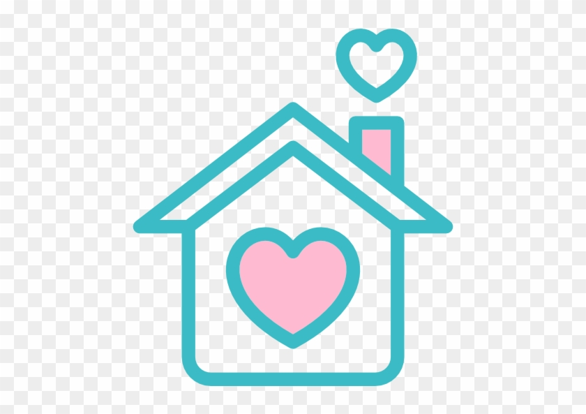 House Computer Icons Home Real Estate - Home Love Icon Png