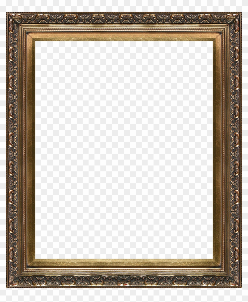 Baroque Antique Gold Frame 20\