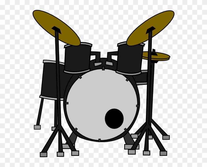 Drums Clipart Transparent #477463