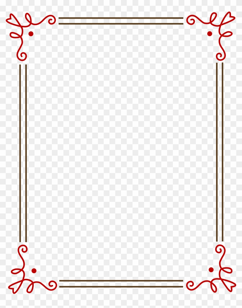28 Collection Of Free Holiday Clipart Borders And Frames - 28 ...
