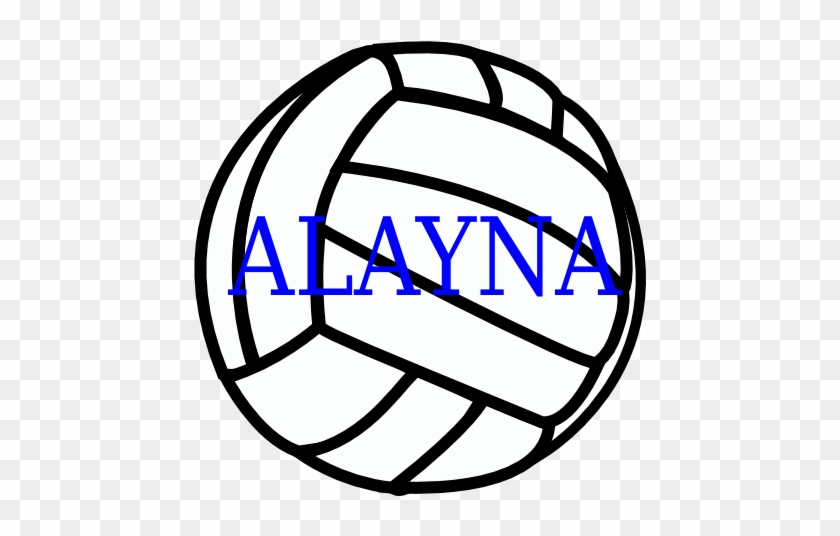 Love Volleyball Svg #477735