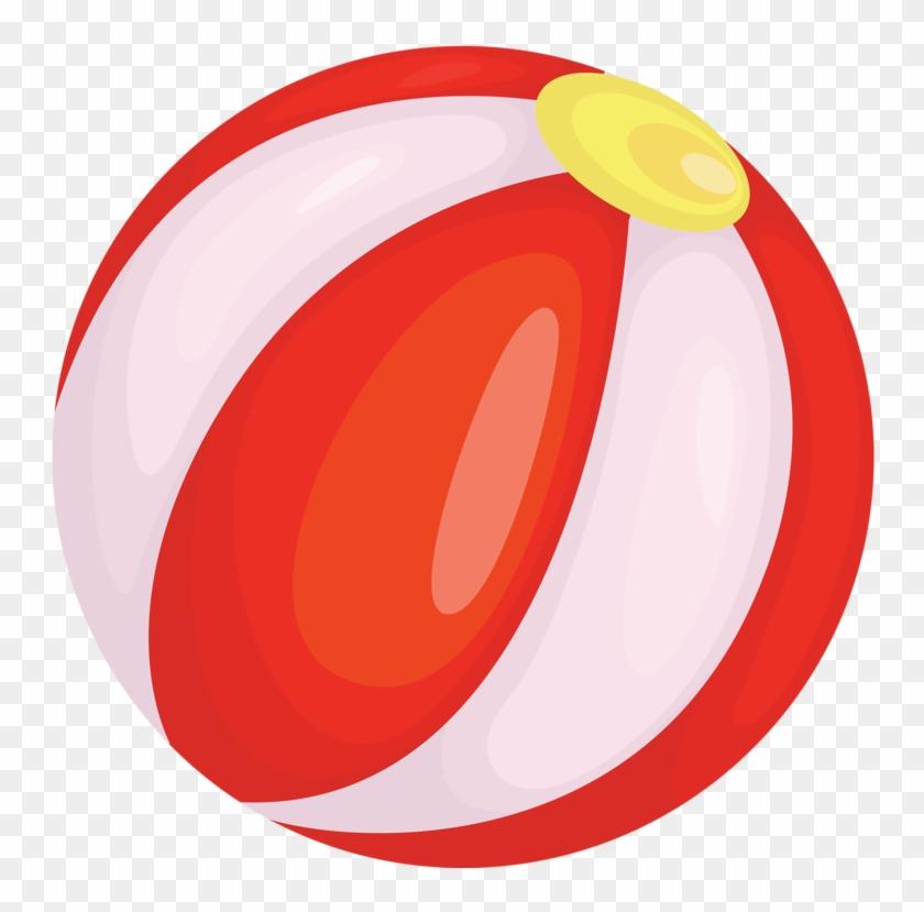 Volleyball Free Clip Art - Beach Ball Cartoon Png - Free ...