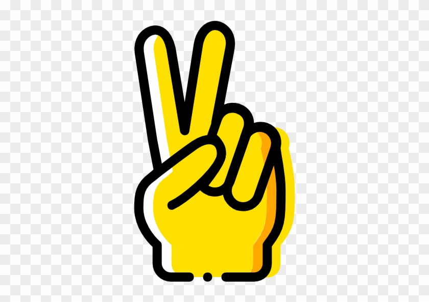 Implement Cet Strategies To Help You Promote Intrinsic - Peace Sign Hand Svg #478324