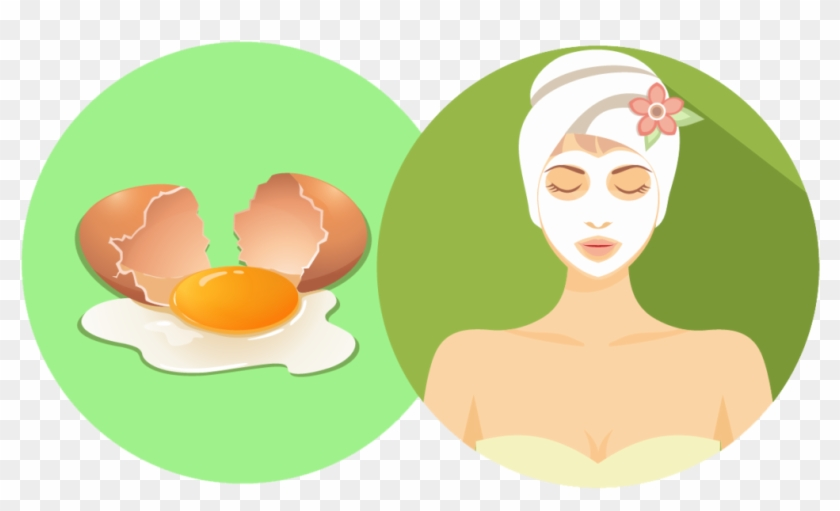 Use Egg White To Make Easy Facial Mask - Face - Free