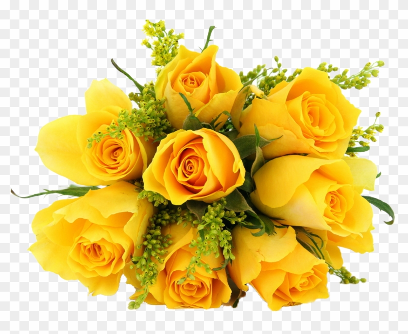 Free Yellow Rose Clip Art with No Background - ClipartKey