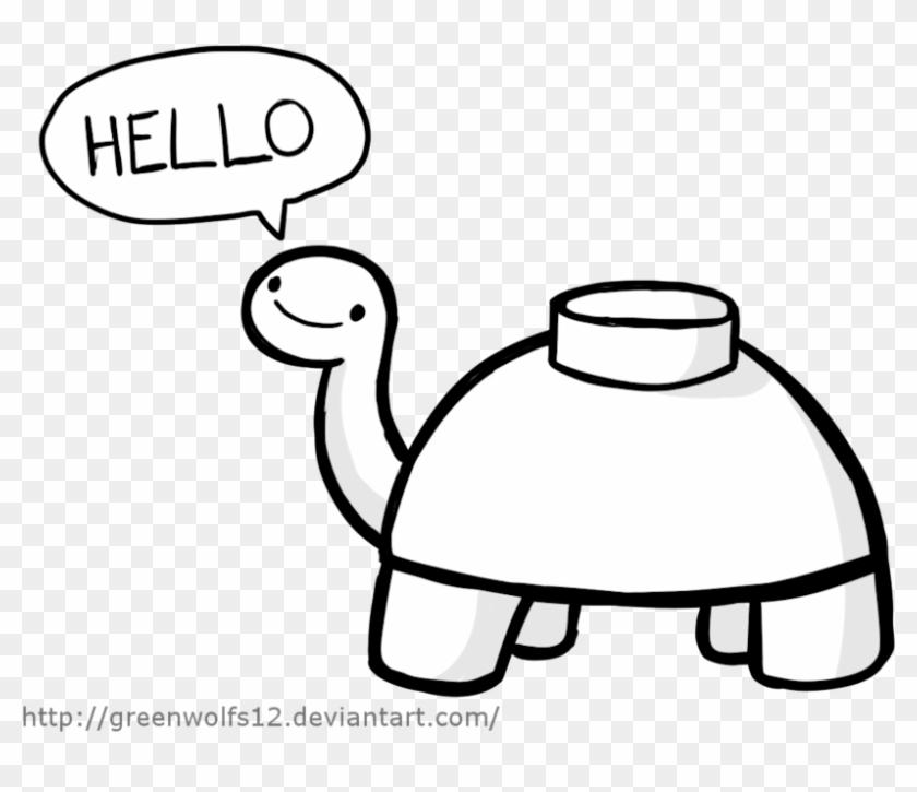 Mine Turtle By Greenwolfs12 On Deviantart - Mine Turtle Transparent #479096