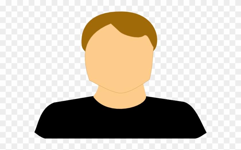 Male User Icon #479837