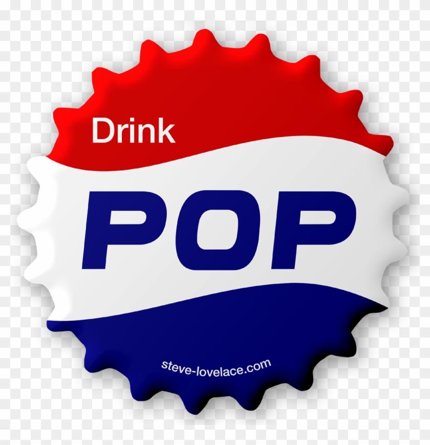 Pop Bottle Cap - Soda Pop Bottle Cap #480249