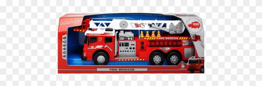 Fire Brigade Dickie Toys #480612