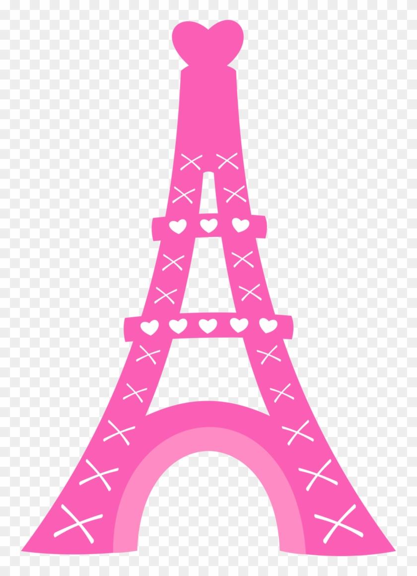 Lugares, Monumentos E Etc - Topo De Bolo Paris Para Imprimir #481315
