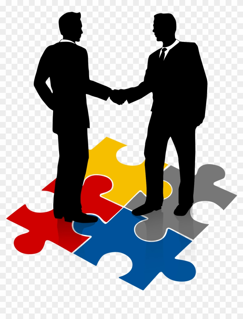 Always Attempt To Make Sense Of Your Particular Prerequisites - People Shaking Hands Logo #481580