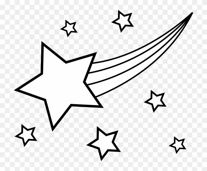 Printable Coloring Page Stars Education Shapes Star