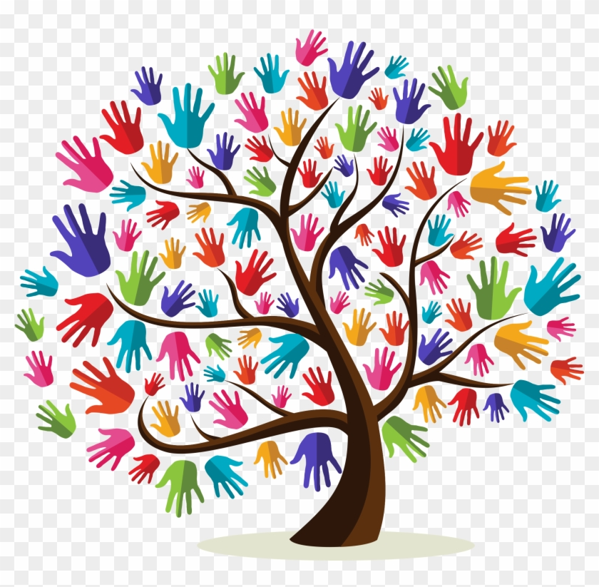 Join Us At Diversity Discovery Free Day To Celebrate - Diversity Tree #482102
