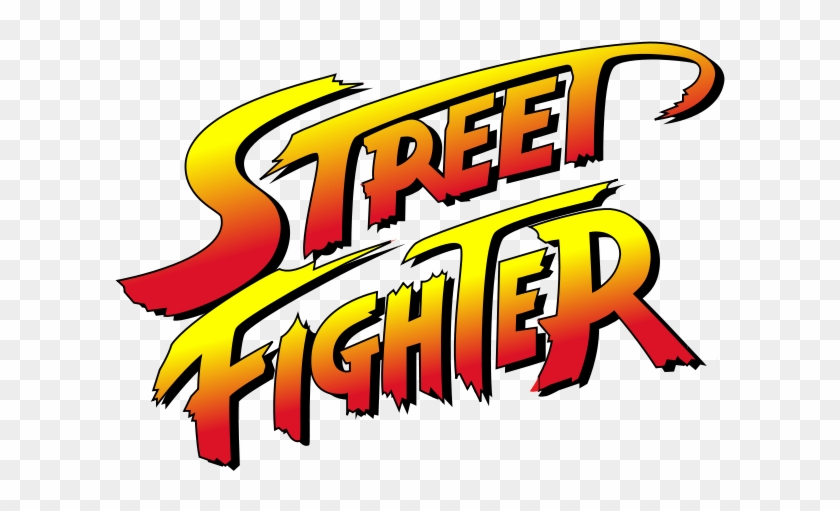 Competitiveness - Street Fighter Logo Png #482104